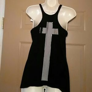 NWT CHASER CROSS TOP-SIZE SMALL